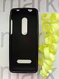 Чехол для Nokia 206/2060  (черный силикон), фото 3