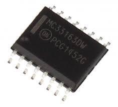 Микросхема MC33163DW