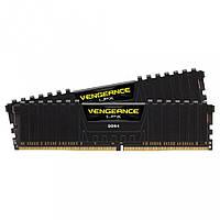 Оперативная память Corsair 8 GB (2x4GB) DDR4 2400 MHz (CMK8GX4M2A2400C16)