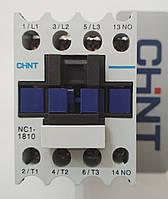 Контактор NC1-1810 18А 220В 1NO