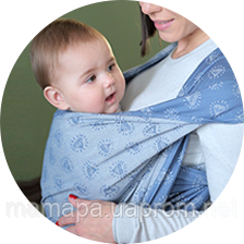 f97d5167813b Тканый слинг-шарф Love   Carry — ЛАГУНА бесплатная доставка новой ...