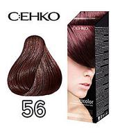 C:EHKO Крем-краска для волос №56 сандал, фото 1