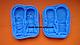 """Силиконовый молд 3Д """"Симпсоны"""", фото 3"""