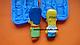 """Силиконовый молд 3Д """"Симпсоны"""", фото 2"""