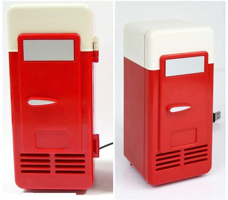 USB Холодильник RED (V.2)