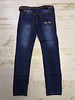 Джинсовые брюки для мальчиков оптом, Seagull, 134-164 рр., арт.CSQ-56849, фото 3