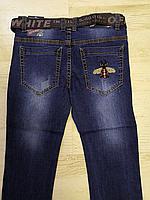 Джинсовые брюки для мальчиков оптом, Seagull, 134-164 рр., арт.CSQ-56849, фото 4