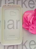 Durable TPU Mobile Case для Nokia N710 (білий силікон), фото 3
