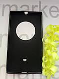 Чохол для Nokia 1020 (чорний силікон), фото 2