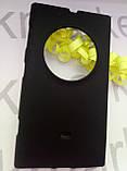 Чохол для Nokia 1020 (чорний силікон), фото 3