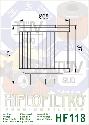 Масляный фильтр HF118, фото 2