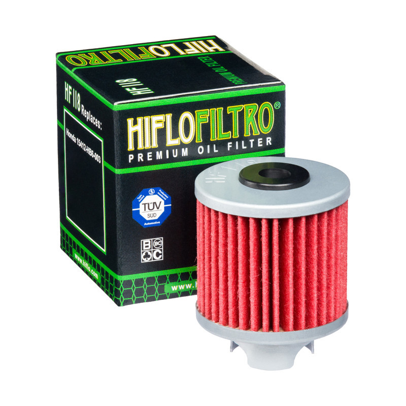 Масляный фильтр HF118