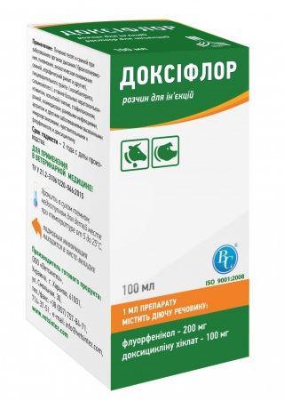 Доксифлор ин., 100мл
