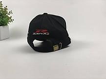 Кепка бейсболка Авто Suzuki (черная), фото 3