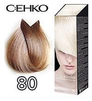 C:EHKO Крем-краска для волос №80 светло русый