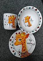 Набор детский Жираф Ladybird