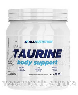 Аминокислоты AllNutrition Taurine Body Support 500 g