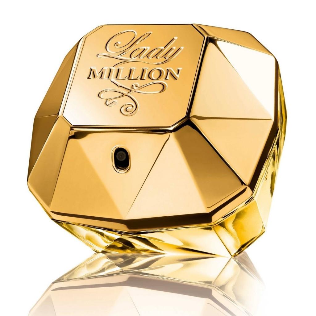 Paco Rabanne Lady Million 80ml  реплика