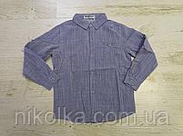 Рубашка для мальчиков оптом, Buddy Boy, 6-16 лет., арт. 5560, фото 3