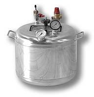 Автоклав бытовой Гуд-8 на 8 банок, нержавеющая сталь, домашний для консервирования, фото 1