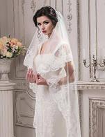 Выбор фаты невесты по типу фигуры