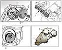 Набор фиксаторов для распределительного вала Volvo T6 4002 JTC, фото 5