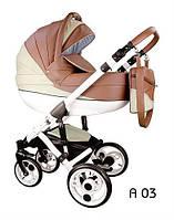 Универсальная коляска 2 в 1 Teddy Bart-Plast Aura A03