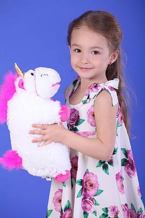 Іграшка єдиноріг Флаффи 40 см