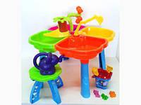 Столик для песка с аксессуарами 01-121-1