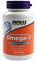 Now omega 3 (100 капс)