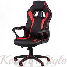 Кресло геймерское Game black/red