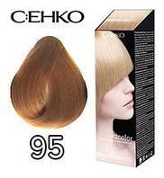 C:EHKO Крем-фарба для волосся №95 кориця, фото 1