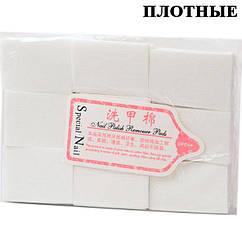 Салфетки Безворсовые Плотные Одноразовые для Ногтей, 60 мм*40 мм.