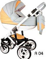 Универсальная коляска 2 в 1 Teddy Bart-Plast Aura A04