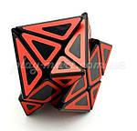 Кубик Рубика Axis 3х3х3 красный, фото 3