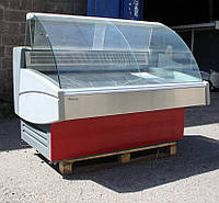 "Холодильная витрина ""Cryspi Blues"" 1.5 м Бу, фото 1"