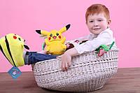 Мягкая игрушка Пикачу Покемон (Pikachu) 22 см плюшевая игрушка для детей, фото 1