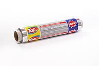 Фольга пищевая алюминиевая для запекания 150м/28см Top Pack® настоящая намотка 1100гр