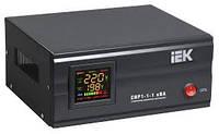 Стабилизатор напряжения для компьютера ИЕК СНР1 0.5кВА электронный стационарный