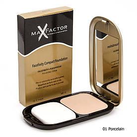 Кoмпактная пудра Max Faxtor Facefinity Compact Foundation SPF 15