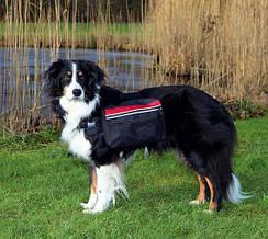 TR Шлейка-рюкзак для собаки