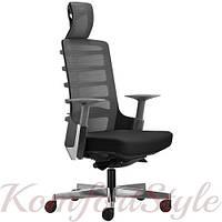Кресло SPINELLY BLACK/METALLIC, фото 1