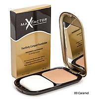 Кoмпактная пудра Max Faxtor Facefinity Compact Foundation ( золото) 8 шт