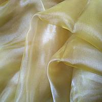 Тюль вуаль манка олива, фото 1