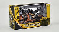 Мотоцикл металлопластик НХ 797