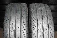 Резина летняя б/у 215/75 R16C Continental Vanco 2 (пара автошин)
