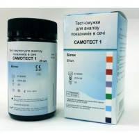 Тест-полоски САМОТЕСТ 1 для анализа показателей белка в мочи, 25 шт.