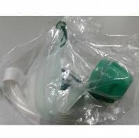 Маска кислородная для взрослых Eco и набором Cirrus с носовым зажимом и воздушным шлангом