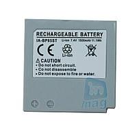 Аккумулятор для видеокамеры Samsung IA-BP85ST, 1500 mAh.