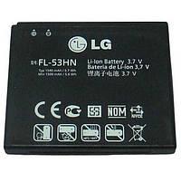 LG FL-53HN акумуляторна батарея 1500mAh для LG P920 Optimus 3D, P990
